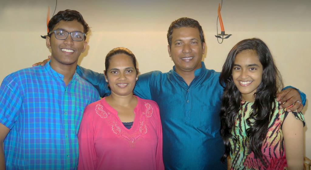 Sarath-family