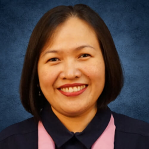 """<span style=""""font-size:12px;color:#356ba0"""">DAYBHIE VILLANUEVA </span></br><span style=""""font-size:12px;font-weight:bold"""">Partners In Ministry Certificate Program</span>"""
